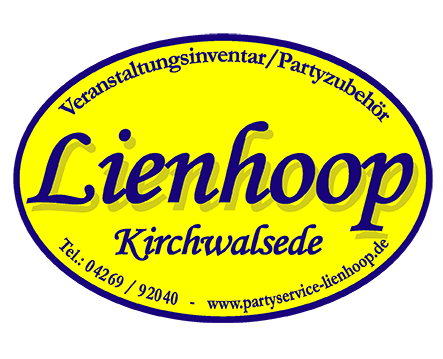 Lienhoop Eventausstattung